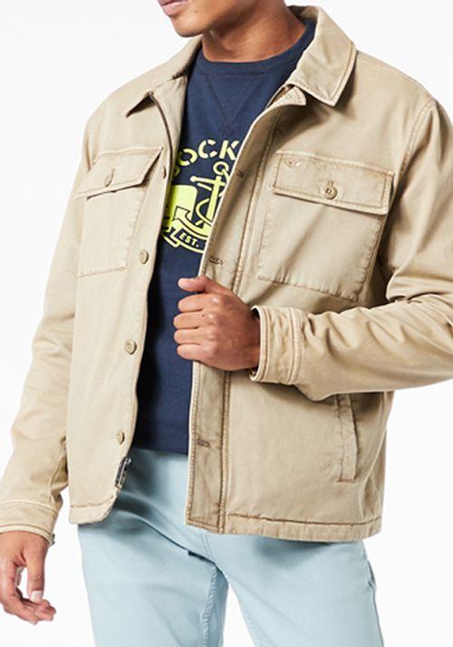 Chaqueta Dockers Stretch Shirt Jacket Navy
