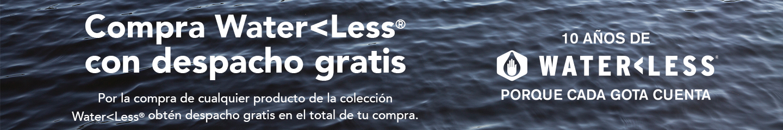 waterless banner