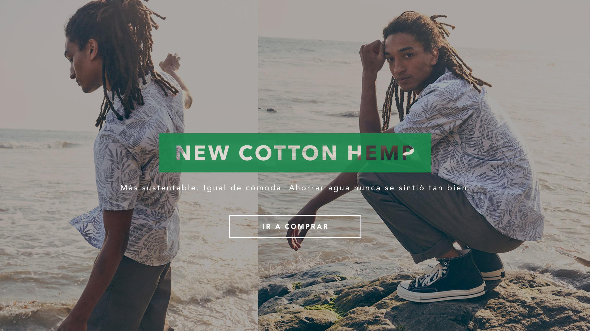 Cotton Hemp