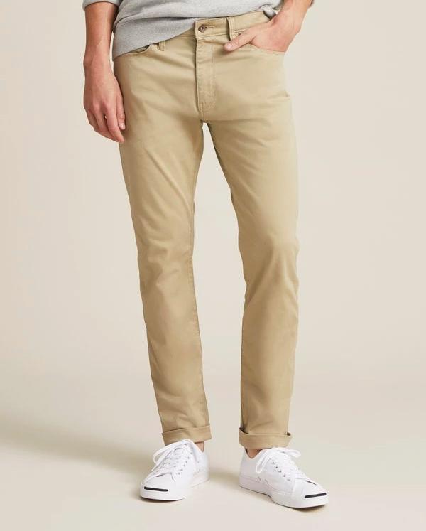 Pantalones slim