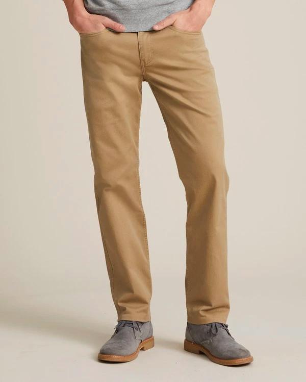 Pantalones straight